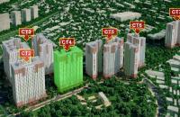 Cần bán căn hộ chung cư Booyoung Vina tòa CT7 giá gốc