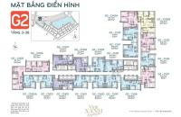 Bán căn hộ G2 2116 tòa G2 dự án VinHome GreenBay; LH: 0949586137