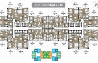 Cần tiền bán gấp căn 2104, DT 64m2 The Legend, giá 38.5 tr/m2, full nội thất cao cấp