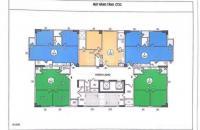 Bán căn hộ view hồ 74m2, chung cư TĐC Hoàng Cầu, nhận nhà ở ngay, bao sổ đỏ LH: 0968518221