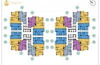 Cần bán cắt lỗ căn hộ B 1607 90m2 dự án Thống Nhất Complex, LH: 088809989