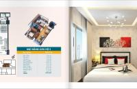 Cần bán gấp căn hộ chung cư 789 Xuân Đỉnh, căn tầng 1512, 70m2, giá 26 tr/m2. LH 0981129026