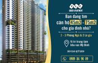 Mua nhà trung tâm Mỹ Đình - Nam Từ Liêm chỉ 1 tỷ/căn hộ 2PN, nhận nhà ở ngay, tặng gói nội thất