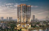 Bán căn hộ 3PN chỉ 1,8 tỷ, full đồ HT vay LS 0%, mặt đường Cầu Am, Hà Đông