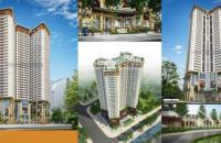 Gia đình chuyển nhà nên bán lại căn hộ DT 88m2, 2 PN, BC Đông Nam tại 16B Nguyễn Thái Học, Yết Kiêu