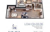 Bán căn hộ chung cư tại dự án FLC Twin Towers, Cầu Giấy, Hà Nội diện tích 100.4m2, giá 32 tr/m2