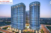 Sở hữu căn hộ tại dự án hot nhất khu vực Minh Khai chỉ với giá 1.35 tỷ/căn, LH 0919734883