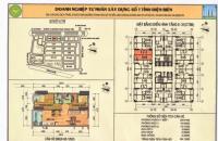 Cắt lỗ căn hộ tầng thấp 66,12m2, CT8B Đại Thanh, SĐCC, chỉ 870 triệu