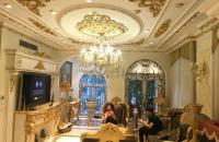 Cung Điện Hoàng Gia, Thiết kế Đỉnh cao, Nội thất dát Vàng, Toát lên Quyền quý, 18.5 tỷ.