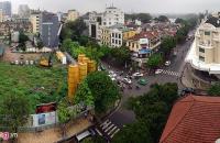 Bán đất vàng lô góc mặt phố quận Hai Bà Trưng MT 10m, DT 75 m2 chỉ 23 tỷ