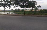 SIÊU PHẨM 140m2 đất Gia Lâm đường ô tô, view sông chỉ 21 tr/m2 LH: 0868674627