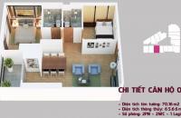 Căn hộ chung cư giá rẻ Tháp Doanh Nhân, Hà Đông
