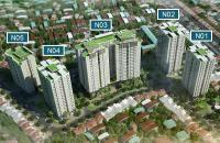 Bán căn hộ chung cư tại dự án Berriver Long Biên, Long Biên, diện tích 71m2, giá 30 triệu/m2