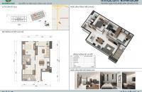 Bán căn hộ chung cư tại Dự án Intracom Riverside Nhật Tân, Đông Anh, Hà Nội
