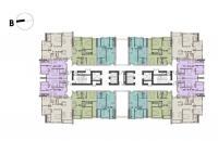 Mở bán chung cư FLC Green Apartment 18A Phạm Hùng, DT 45m2 đến 69m2, giá từ 1.1 tỷ