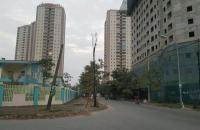 Nhà ở xã hội CT2A Thạch Bàn, TT 50% nhận nhà, 5 năm sau TT 50% nhận sổ, giá gốc 12,2 tr/m2, 70m2