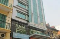 Cho thuê văn phòng hạng B tòa nhà HD Building Trần Quốc Toản Hoàn kiếm dt 183m2 giá từ 19usd/m2