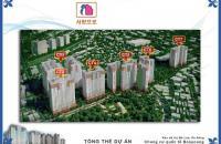 Bán căn 3 ngủ diện tích 95m2 chung cư Booyoung Vina hướng Đông Nam