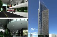 Bán căn hộ chung cư Tháp Doanh nhân giá chỉ từ 1 tỷ/căn