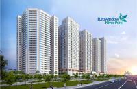 Cần bán nhanh căn chung cư Eurowindow River Park ngay chân cầu Đông Trù. Diện tích 58.6m2