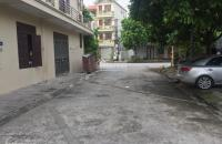 Cần bán mảnh đất thoáng đẹp, giá rẻ nhất khu TĐC Xóm Lò, Thượng Thanh, Long Biên. S: 48m2