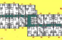 Chính Chủ cần bán CC 60 Hoàng Quốc Việt căn 104m2, giá bán 29tr/m2.LH 0961824286