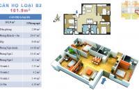 Bán gấp CH chung cư The Pride Hải Phát, Hà Đông, 101m2, CT4 giá chỉ 18tr/m2 nhanh chân kẻo lỡ nhịp
