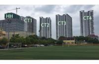 Chủ nhà gửi bán các căn đẹp giá rẻ tại chung cư Bộ công an 43 Phạm Văn Đồng.