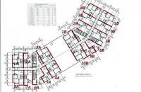 Chủ nhà cần tiền bán chung cư CT1 Thạch Bà,n căn 1205B, DT 98.25m2, giá 15tr/m2: 0981129026