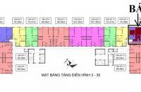 Còn duy nhất 1 căn 88.55m2 ở vị trí đẹp nhất tại chung cư Booyoung, Mỗ Lao, Hà Đông, tầng đẹp nhất