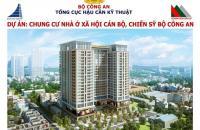 Bán căn hộ chung cư Bộ Công An 282 Nguyễn Huy Tưởng giá cực sốc chỉ từ 21 tr/m2