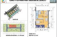 Chung cư Thanh Hà giá gốc 10.5tr căn hộ chỉ 650tr trung tâm Hà Đông