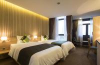 Khách sạn 10 tầng 4 SAO mặt phố Trần Phú, 86 phòng, 360m2, mt16m, 225 tỷ, KD đỉnh