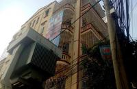Cho thuê nhà 5 tầng tại mặt ngõ Hoàng Quốc Việt - Cầu Giấy.