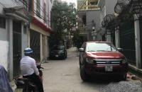 Bán nhà 50m2 4 tầng Vũ Tông Phan Thanh Xuân Hà Nội ô tô đỗ cửa