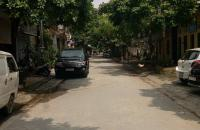 Bán đất phố Bùi Huy Bích, Hoàng Mai 220m2, mặt tiền 9m giá 18 tỷ.