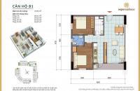 Chung cư cạnh Vinhomes Reverside 2 Phúc Đồng, Long Biên giá chỉ 16tr/m2, căn 2Pn chỉ từ 900tr/căn.