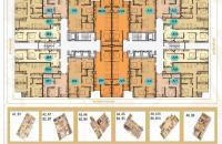 Bán căn hộ Mỹ Sơn Tower, DT 111.5m2, căn góc, giá 25tr/m2