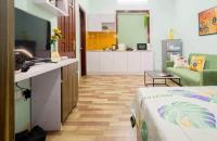 Bán chung cư cao cấp Long Biên- Bồ Đề 650tr/ căn 32-60m2 full nội thất, oto đỗ cửa