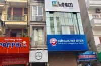 Mặt phố Thái Hà , oto tránh, kinh doanh, vỉa hè, Đống Đa, 35m2, 11 tỷ