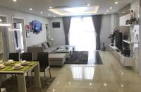 Bán căn góc 2 PN 108m2, 671 Hoàng Hoa Thám, đầy đủ nội thất, giá 3,7 tỷ