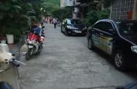 Nhỉnh 4 tỷ, Hoàng Quốc Việt, phân lô,ô tô vào nhà,35m2*5t,mt 3.8m.