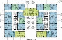 Chị An cần bán căn CC FLC Đại Mỗ, tầng 1409, DT 67m2, giá bán cắt lỗ 19 triệu/m2, LH 0982253088
