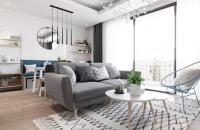 Sở hữu ngay căn hộ cao cấp 2 phòng ngủ, view hồ điều hòa Anland Nam Cường