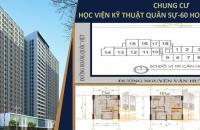 Chú Linh cần tiền bán gấp căn hộ 1114, DT 135m2 tại chung cư 60 Hoàng Quốc Việt, giá bán 28 tr/m2