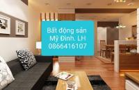 Bán căn hộ 54m, 2 ngủ, full đồ tại HD MON, giá 35 tr/m. LH 0866416107