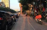 Bán nhà Mặt phố Nguyễn Văn Cừ, 95m2xMT 5.1m chỉ 19.5 Tỷ. Liên hệ: 0379.665.681