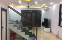 Nhà Mễ Trì Hạ, Nam Từ Liêm, nhà đẹp thiết kế độc đáo, để lại nội thất 52m2 giá 5.2 tỷ lh:0943556833