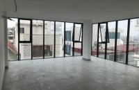 Bán văn phòng 8 tầng, gần 120m, Lạc long quân, lãi 100tr tháng,170tr/m