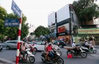 23 tỷ mặt phố Thợ Nhuộm, quận Hoàn Kiếm, 5 tầng, mặt tiền rộng, vỉa hè rộng đá bóng, KD
